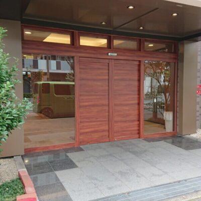 スカーレット江坂 エントランス (2)