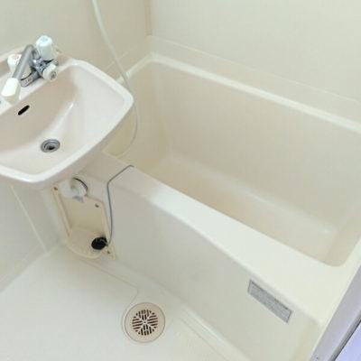 スカーレット江坂 バスルーム