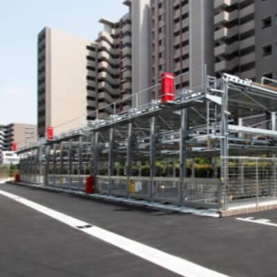 ディームス江坂(機械式駐車場)