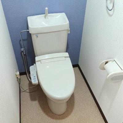 スカーレット江坂 トイレ