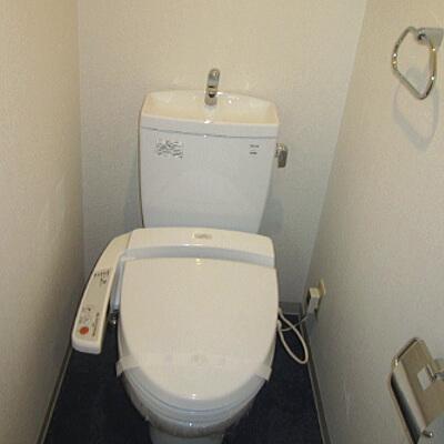 プライムアーバン北浜 トイレ