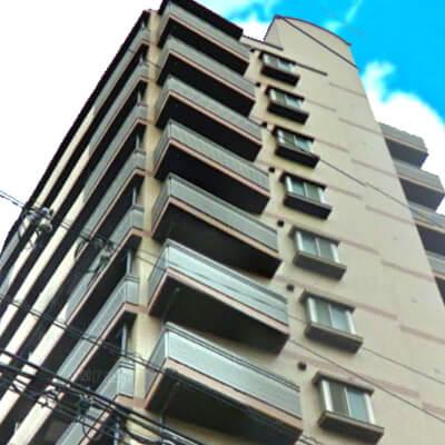 レジディア天神橋-外観