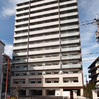 レジディア新大阪-外観