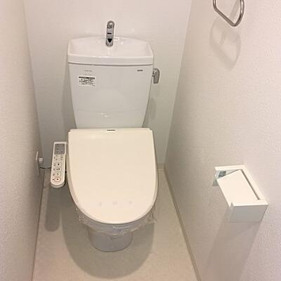 レジディア新大阪-トイレ