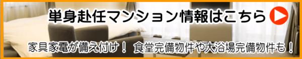 法人契約専用の家具付き賃貸(単身赴任)