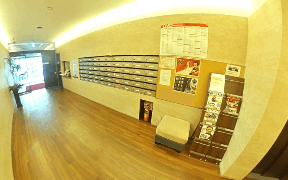 江坂アパートメント パノラマ画像